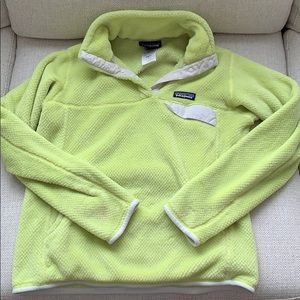 Patagonia Synchilla Snap Sweater
